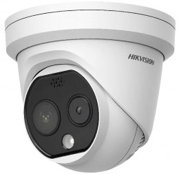 Hikvision HYBRYDOWA KAMERA TERMOWIZYJNA IP DS-2TD1217B-6/PA 6.2 mm - 720p, 8 mm - 4 Mpx Hikvision