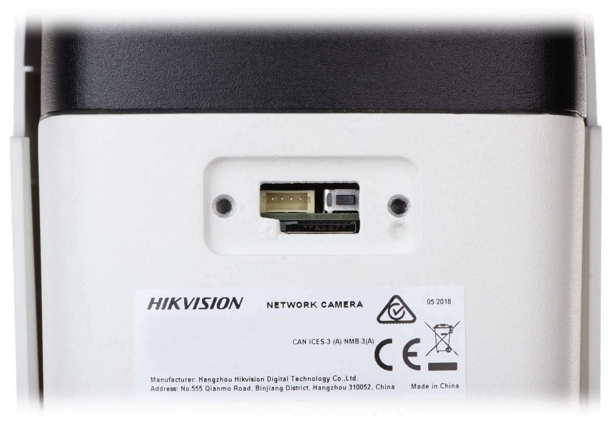 Hikvision KAMERA IP DS-2CD4A25FWD-IZHS(8-32MM) - 1080p Hikvision