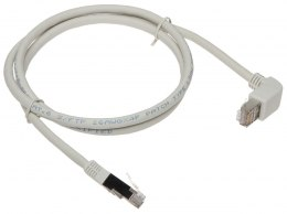 PATCHCORD RJ45/FTP6/1.0-PK-GY 1.0 m DELOCK